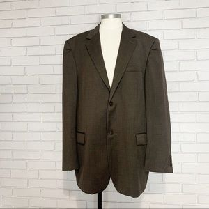 Andrew Fezza Fusion Men's Brown Jacket